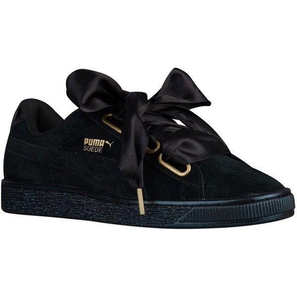 best sneakers 66804 2483e PUMA Suede Heart - Women's - Basketball - Shoes - Ultra ...