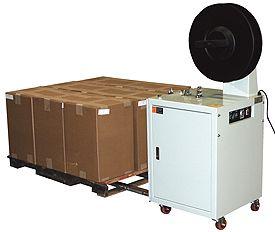 Vestil Dba 130 Strapping Machine Pallet Packaging