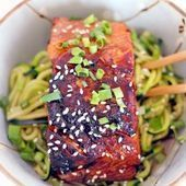 Teriyaki Salmon and Sesame Zucchini Noodle Bowl - #noodle #salmon #sesame #teriyaki #zucchini - #new #teriyakisalmon Teriyaki Salmon and Sesame Zucchini Noodle Bowl - #noodle #salmon #sesame #teriyaki #zucchini - #new #teriyakisalmon Teriyaki Salmon and Sesame Zucchini Noodle Bowl - #noodle #salmon #sesame #teriyaki #zucchini - #new #teriyakisalmon Teriyaki Salmon and Sesame Zucchini Noodle Bowl - #noodle #salmon #sesame #teriyaki #zucchini - #new #teriyakisalmon Teriyaki Salmon and Sesame Zucch