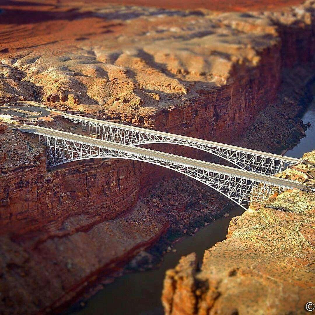 Navajo Bridge, Grand Canyon