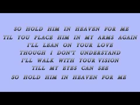 Barbara Fairchild Tribute to her Grandson Cole Meadows Video Lyrics.wmv - YouTube