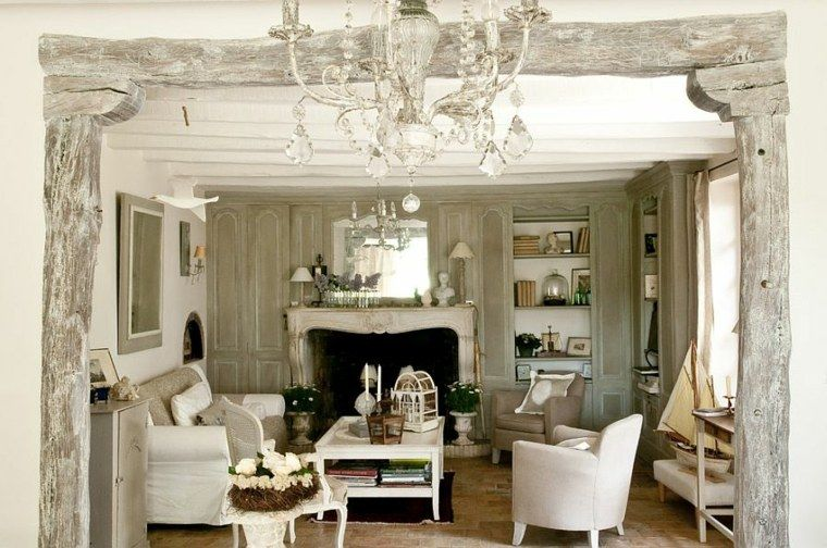 shabby chic salon images - - Yahoo Image Search Results | white on ...