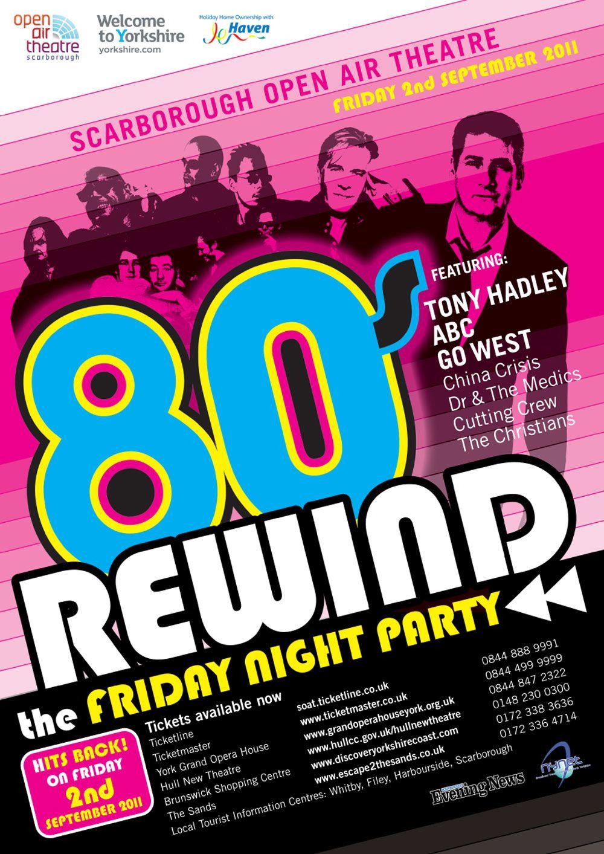 80s poster design - Explore 80s Rewind And More