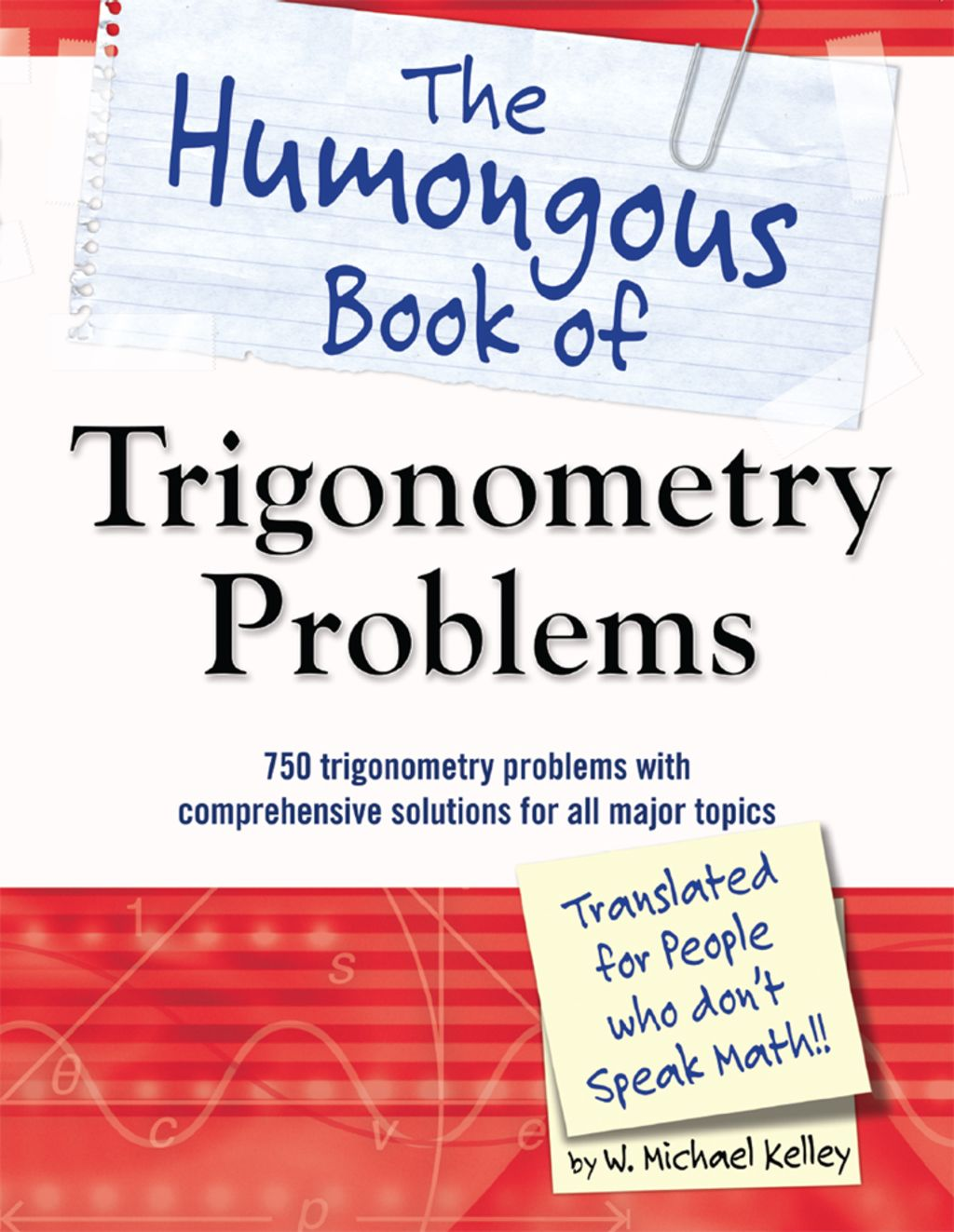 The Humongous Book Of Trigonometry Problems Ebook In
