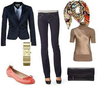 Casual Dress Code for Girls
