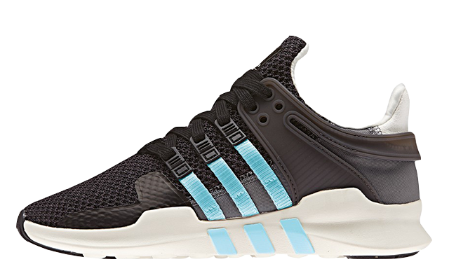 new product c6383 be16e adidas EQT Support Adv Black Blue | Sneakers archive ...