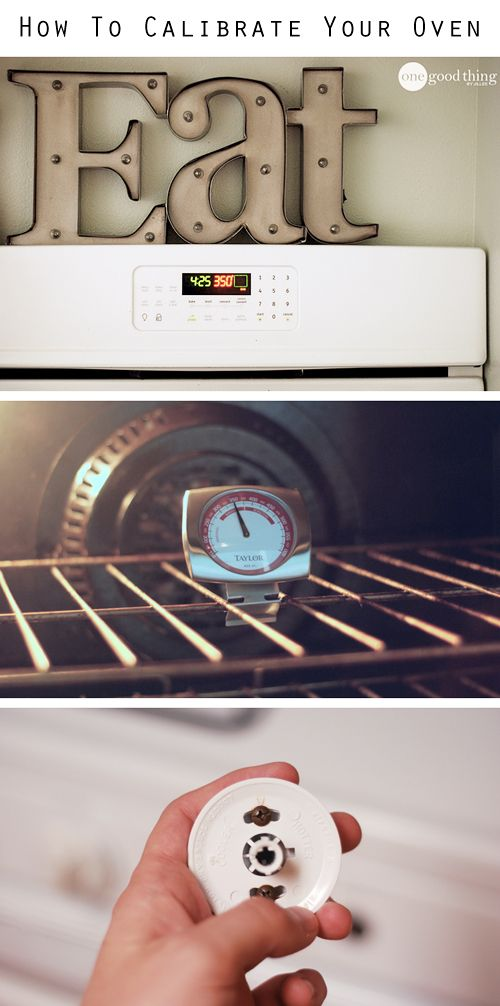 How to Calibrate Your Oven For Better Baking | Oven ...