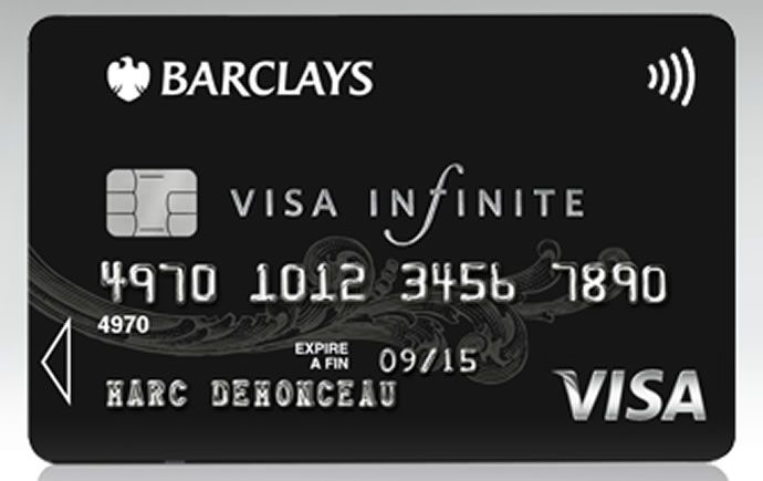 Barclays Quotes: Barclays-infinite-card.jpg (690×435)