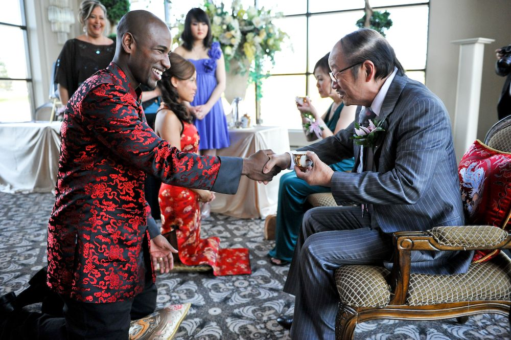 tea ceremony - multicultural #wedding