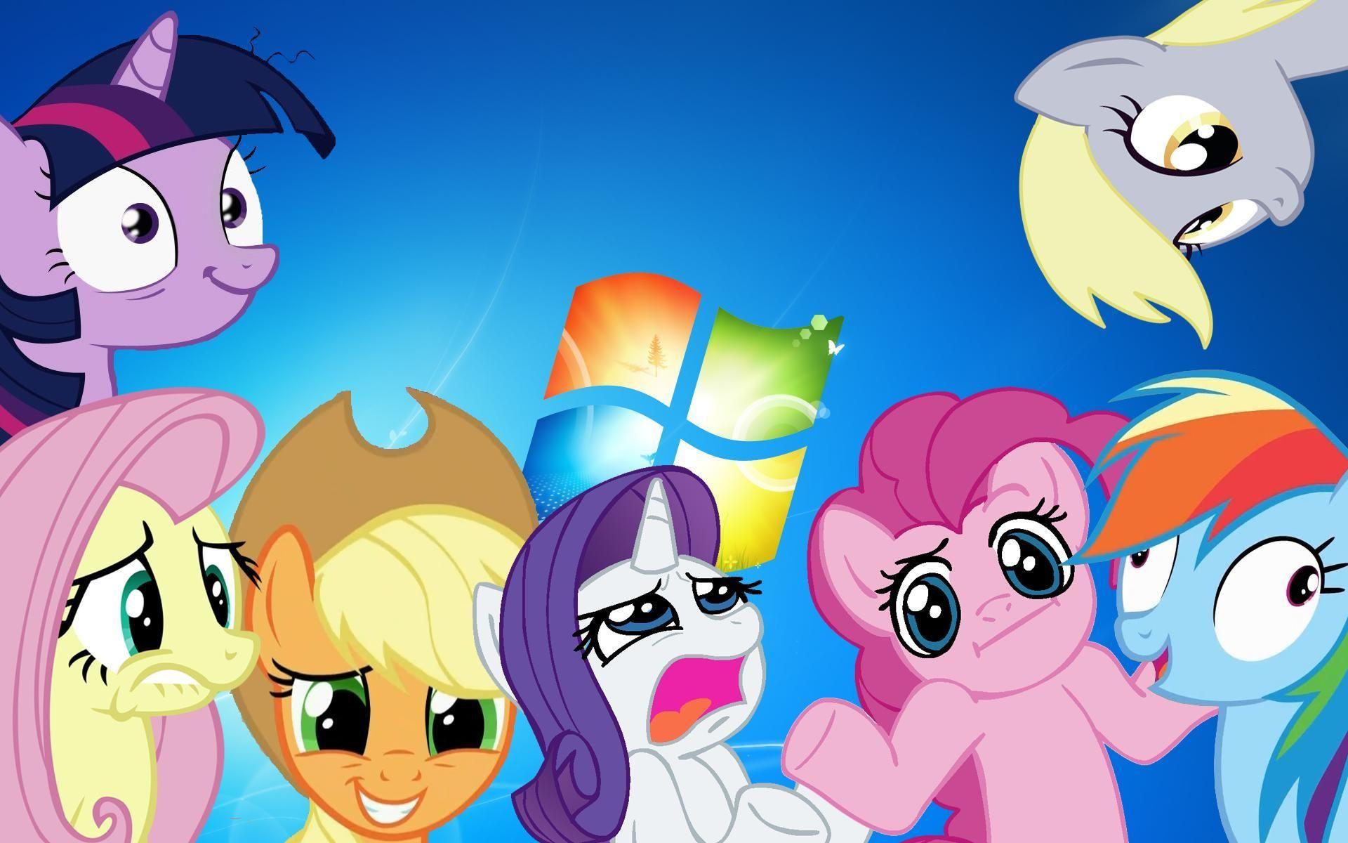 My Pony Desktop Backgrounds Wallpaper Cave My Little Pony