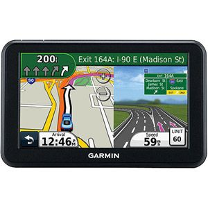 Garmin Nuvi 50C 50 GPS Navigator w US and Canadian Map Coverage