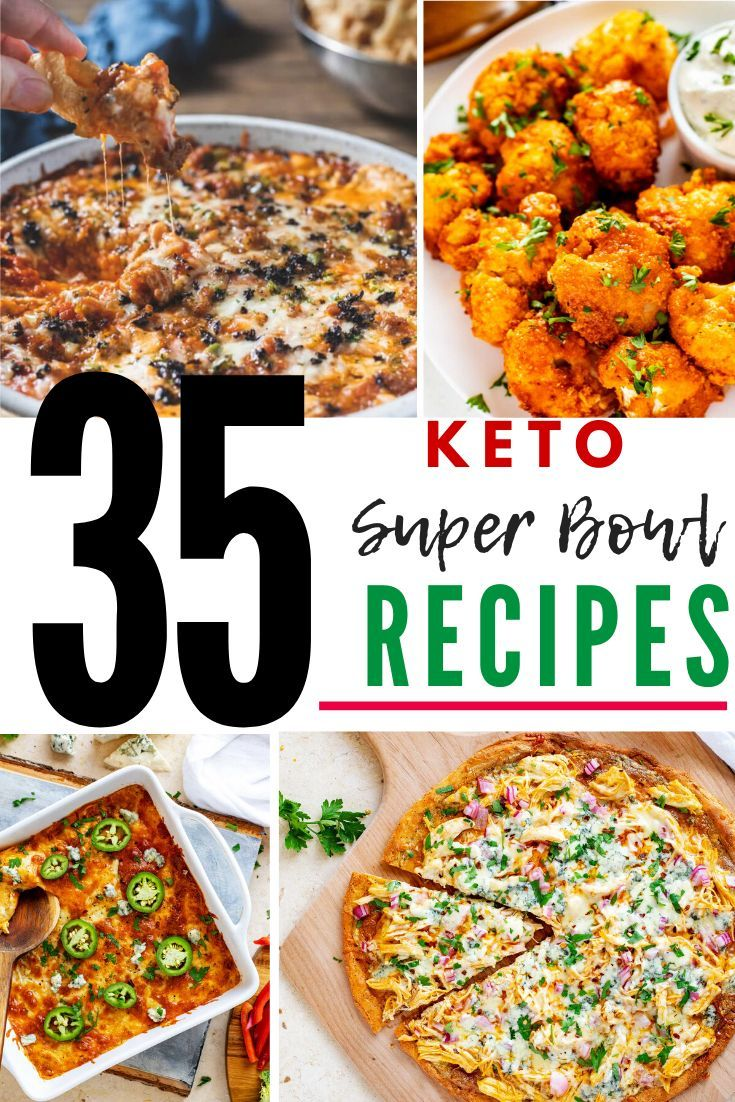 Keto Super Bowl Recipes 35 Game Day Snacks You Don't