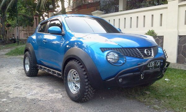 Nissan Juke Off Road >> This Is What A Crossover With Awd Was Meant For Nissanrallyjuke