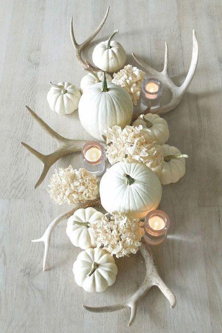 Herrliche Tischdeko im Herbst – was steht da im Mittelpunkt? – Fresh Ideen für das Interieur, Dekoration und Landschaft