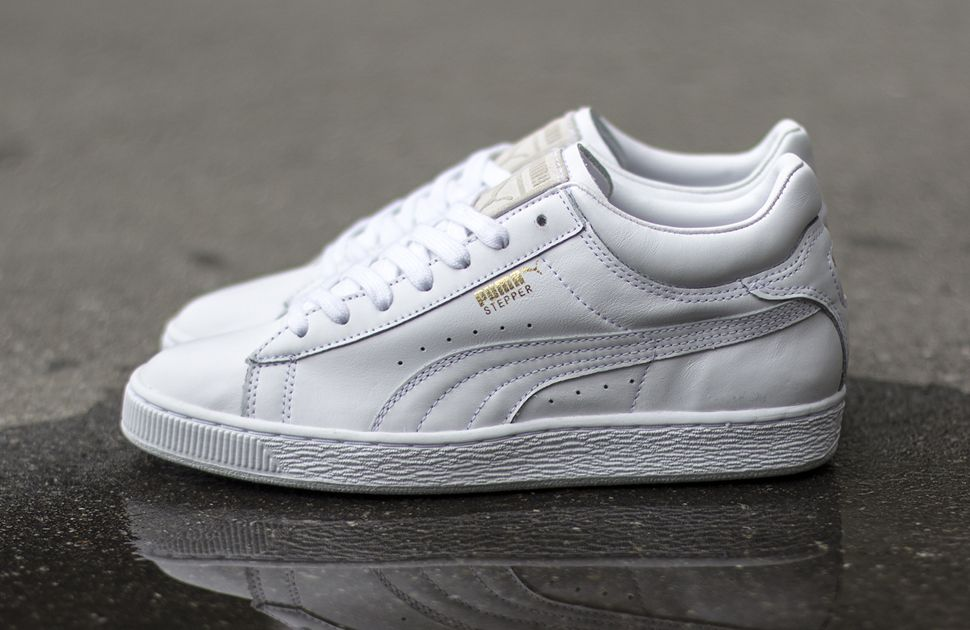 all white pumas