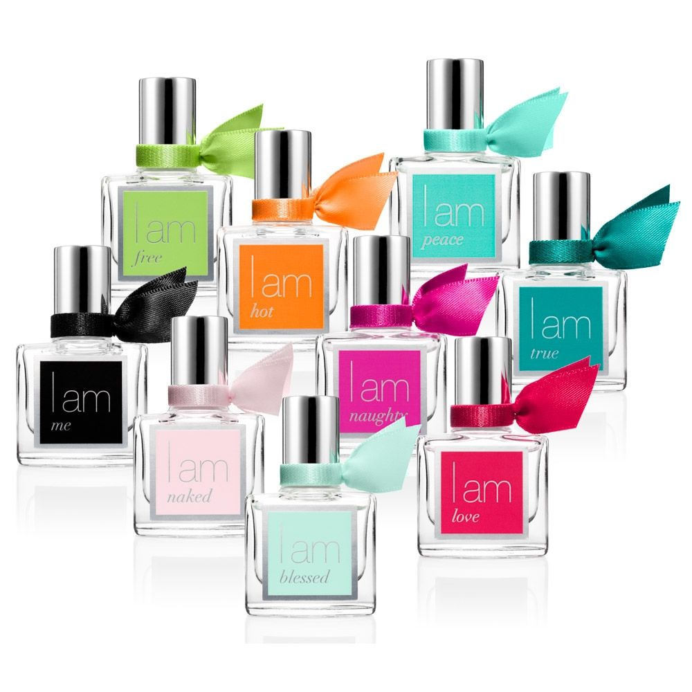 I am  rollerball perfume collection  I AM Fragrance  I AM