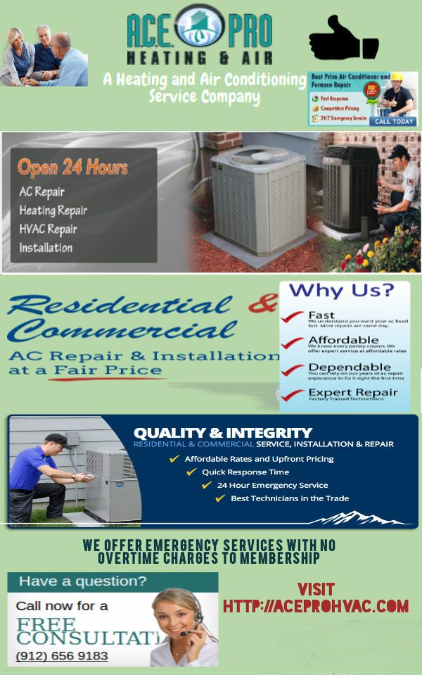 Air Conditioning Devices Are Widely Used In All Types Of Buildings