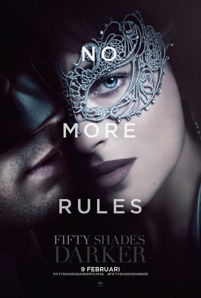 Fifty Shades Darker Anastasia No More Rules Movie Poster Fifty Shades Darker Movie Fifty Shades Fifty Shades Darker