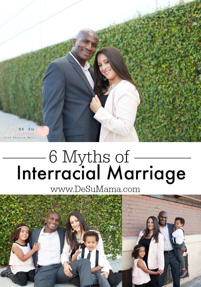 Challenges faced by interracial marriages