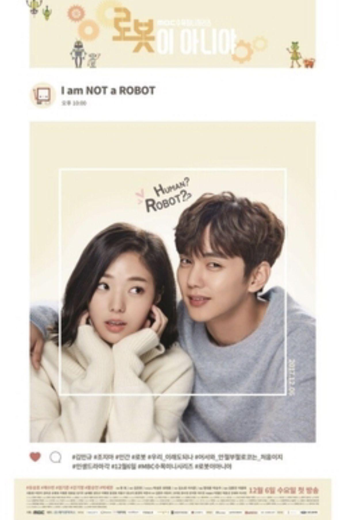 I Am Not A Robot   Kawaii: Drama List    Drama korea, Korean