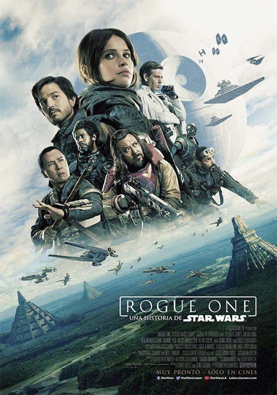 9 New Behind The Scenes Photos from Rogue One and New International Poster! | Star Wars News Net