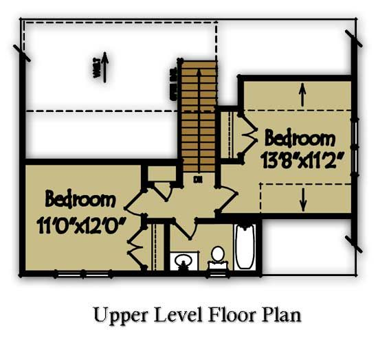Narrow Lot House Plan for Lake Lots Narrow lot house plans, River
