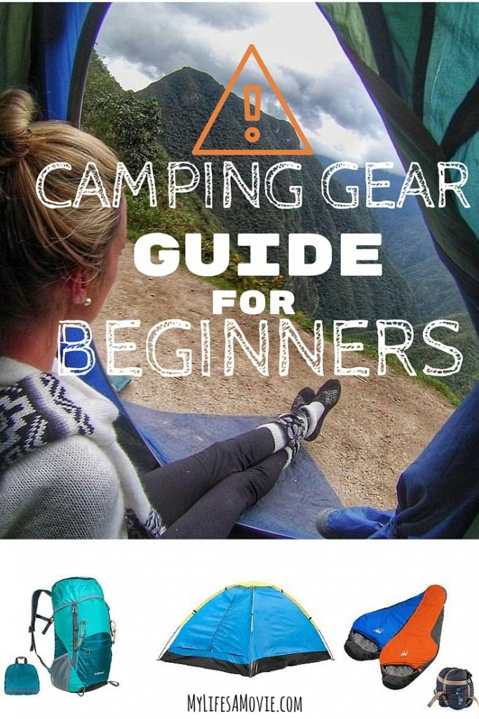Photo of Camping Gear Guide for Beginners – My Life's a Movie
