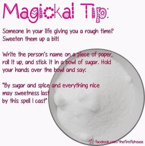 Someone Giving You Problems…..Magickal Tips & Hints