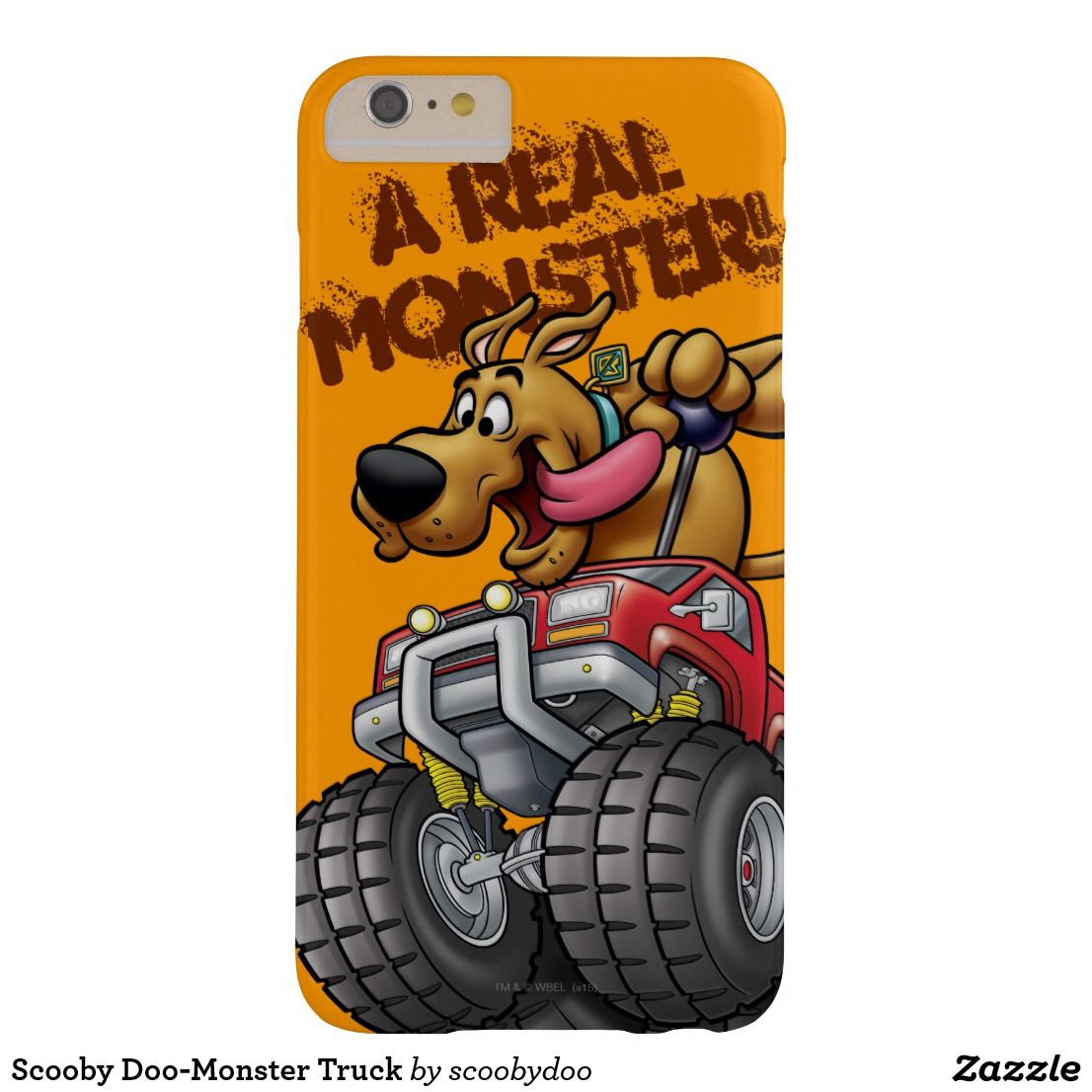 Scooby Doo Monster Truck Case Mate Iphone Case