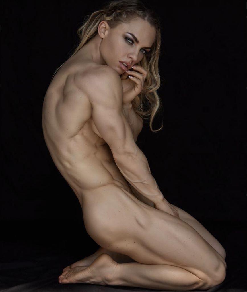 Ana Delia De Iturrondo Nude anatomy    female body