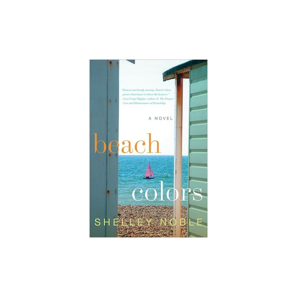 Beach Colors Paperback By Shelley Noble Beach Reading Beach