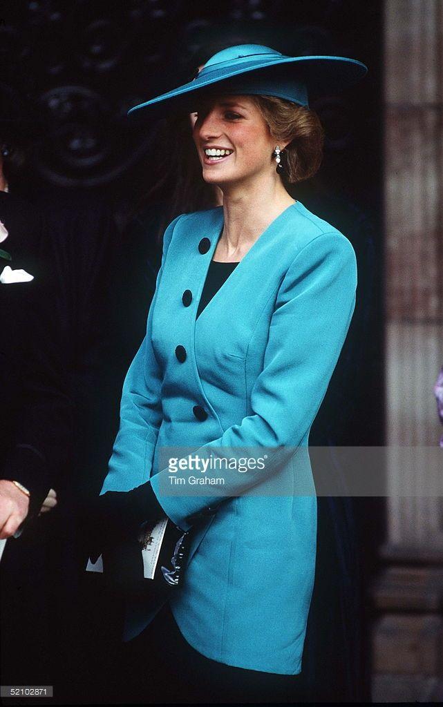 Catherine Walker Designs Worn By Princess Diana | Princess diana ...