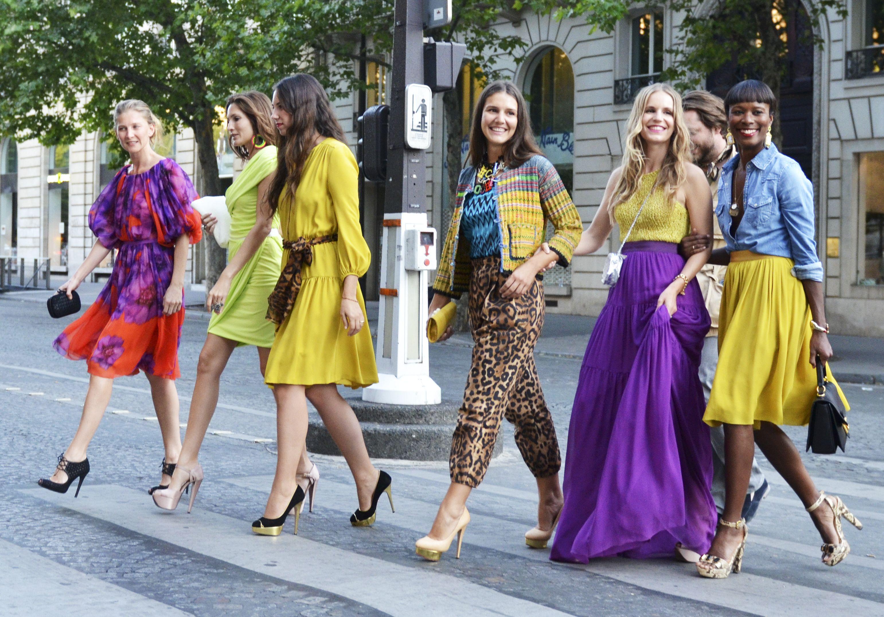 See all BAZAAR's favorite street style looks here!