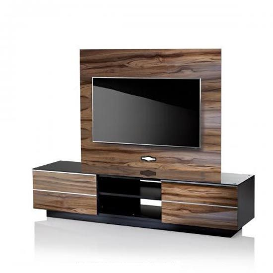 Stylish Munich G S 180 Tv Stand With Background Plate At An