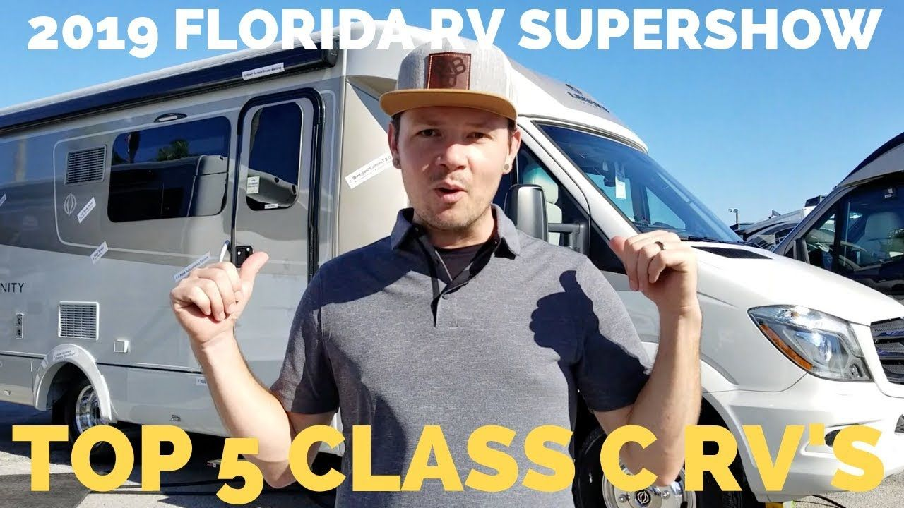 Florida Rv Supershow 2019 Our Top 5 Class C Rv Picks For Full