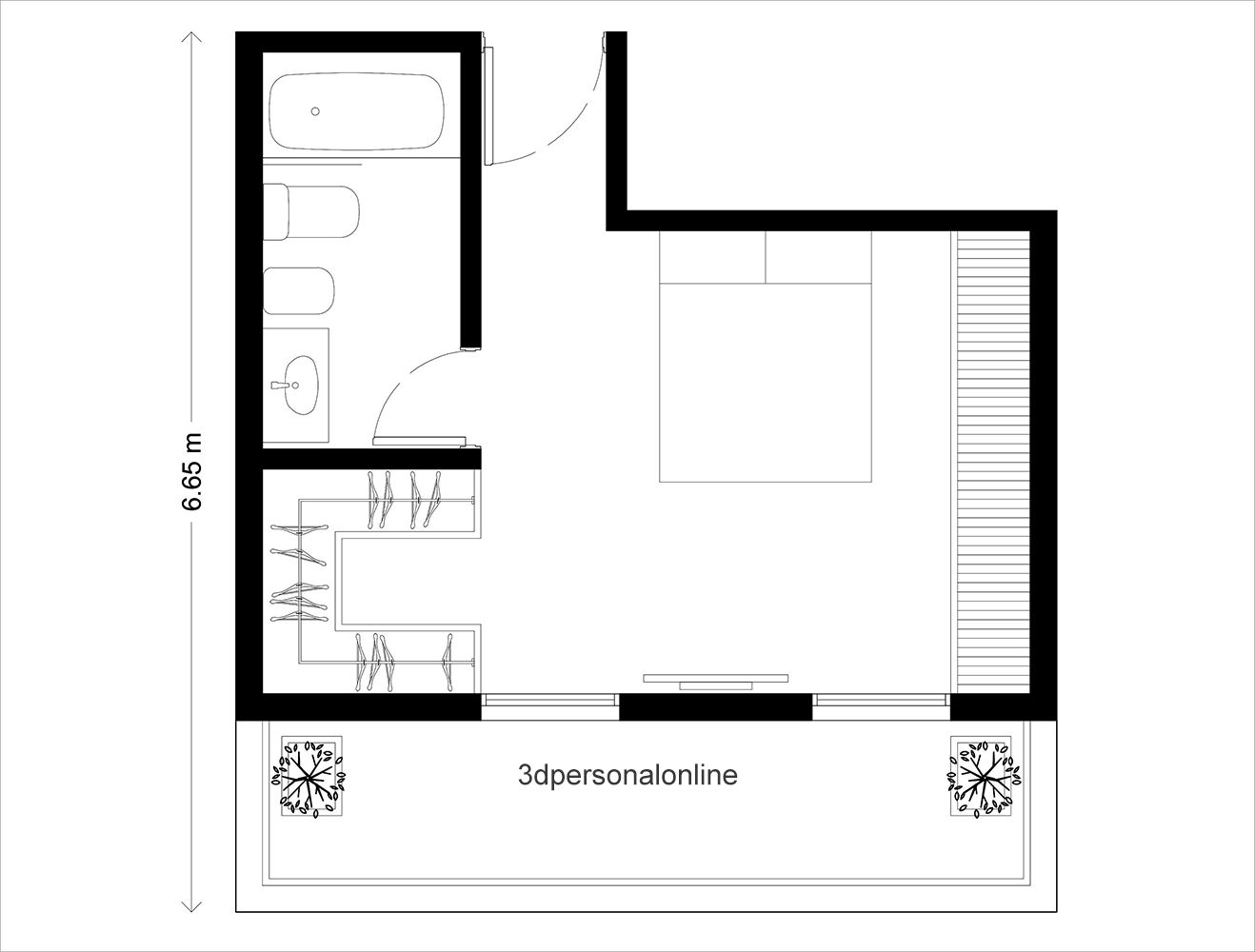 Pin En Habitacion En Suite