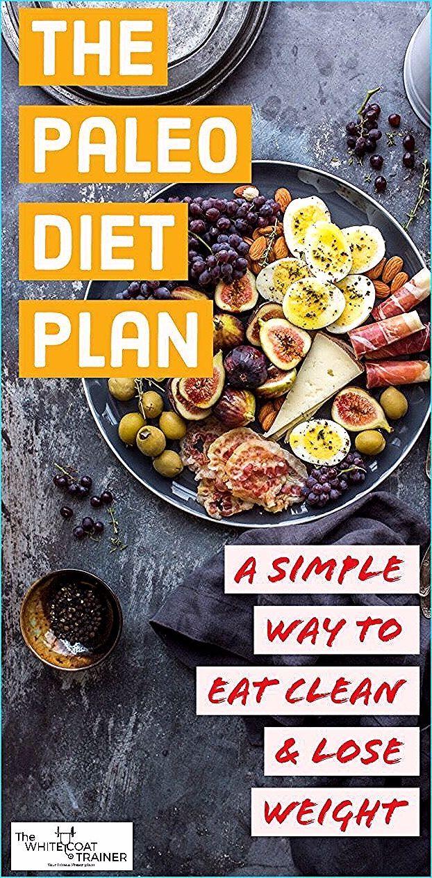 Der Paleo-Diätplan: Ein einfacher Weg, um Ihre Fitness zu verbessern,  #Der #ein #Einfacher #Fitness...