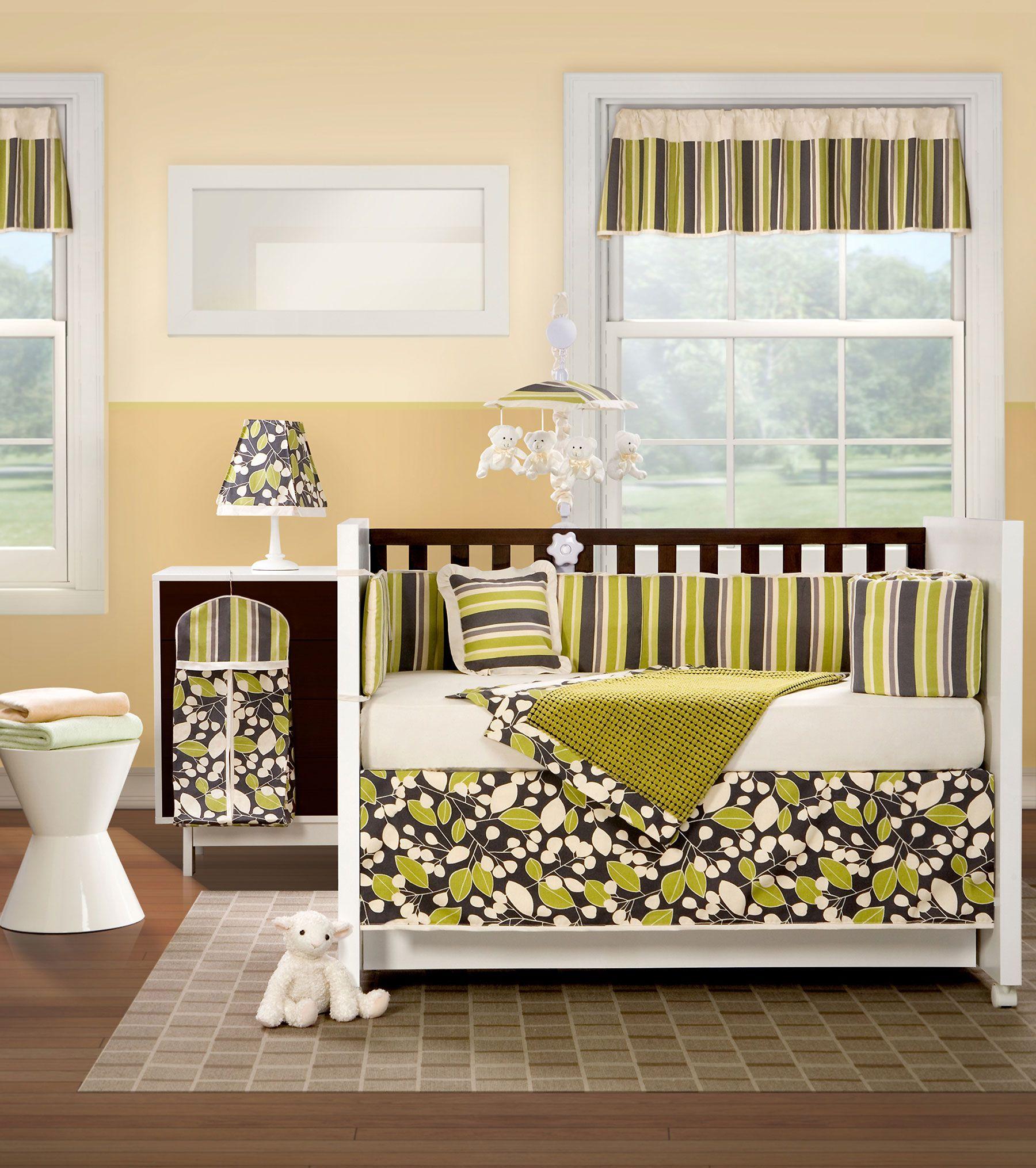 Crib Sets Banana Fish Cameron Baby Bedding Set And Nursery Accessory Items