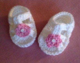 Chica sandalias chica zapatos hechos a mano zapatos de los