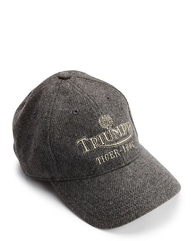 Triumph Wool Baseball Cap It Pinterest Wool