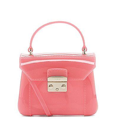 Furla Candy Bon Mini Crossbody Bag Dillards