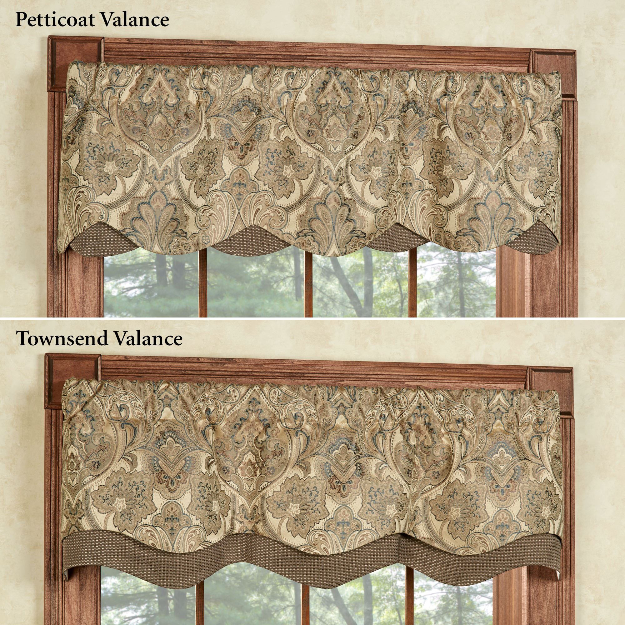 drapes curtains window valance ombre exotic sheer pin semi treatments and scarf
