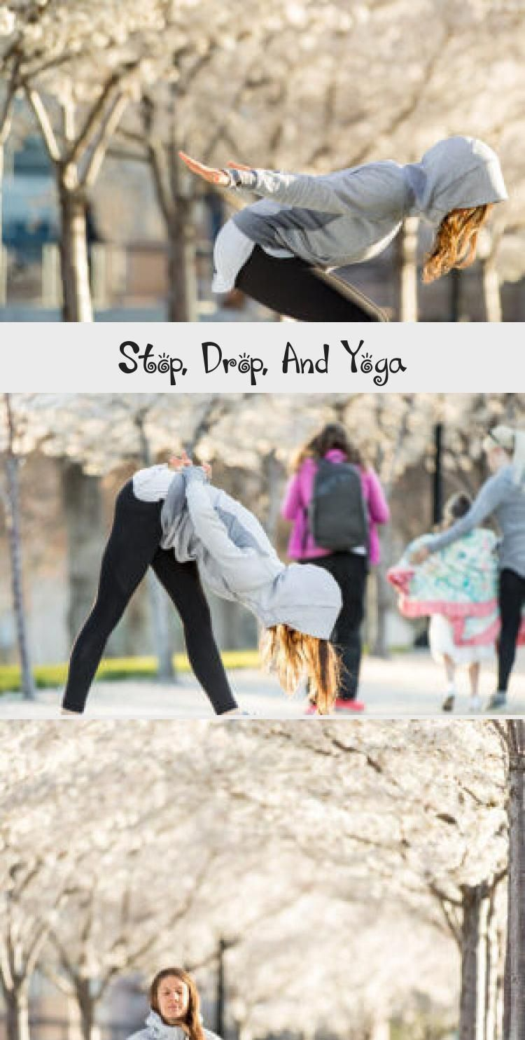 Try these five yoga poses, for a warm up or a break and reset from whatever you are doing. You don't...