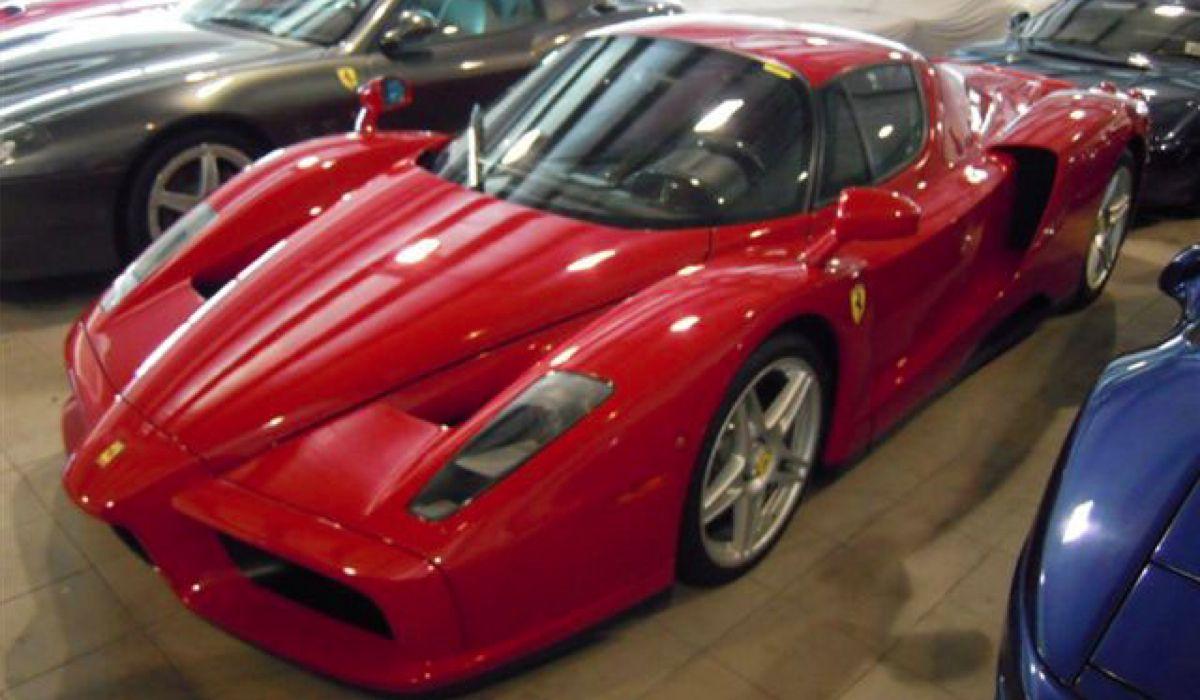 Ferrari Enzo Car News Photos Videos More Car Ferrari Ferrari Enzo