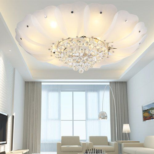 Lightinthebox Modern Flush Mount Crystal Traditional Led Pendant Pleasing Dining Room Flush Mount Lighting Inspiration Design