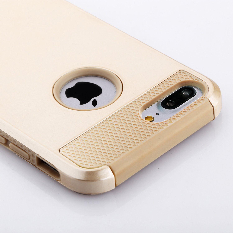 d92806da9d03a9 iPhone 7 Plus Gold Case