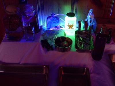 mad scientist halloween party Halloween Decorating Ideas on My Mad - mad scientist halloween decorations