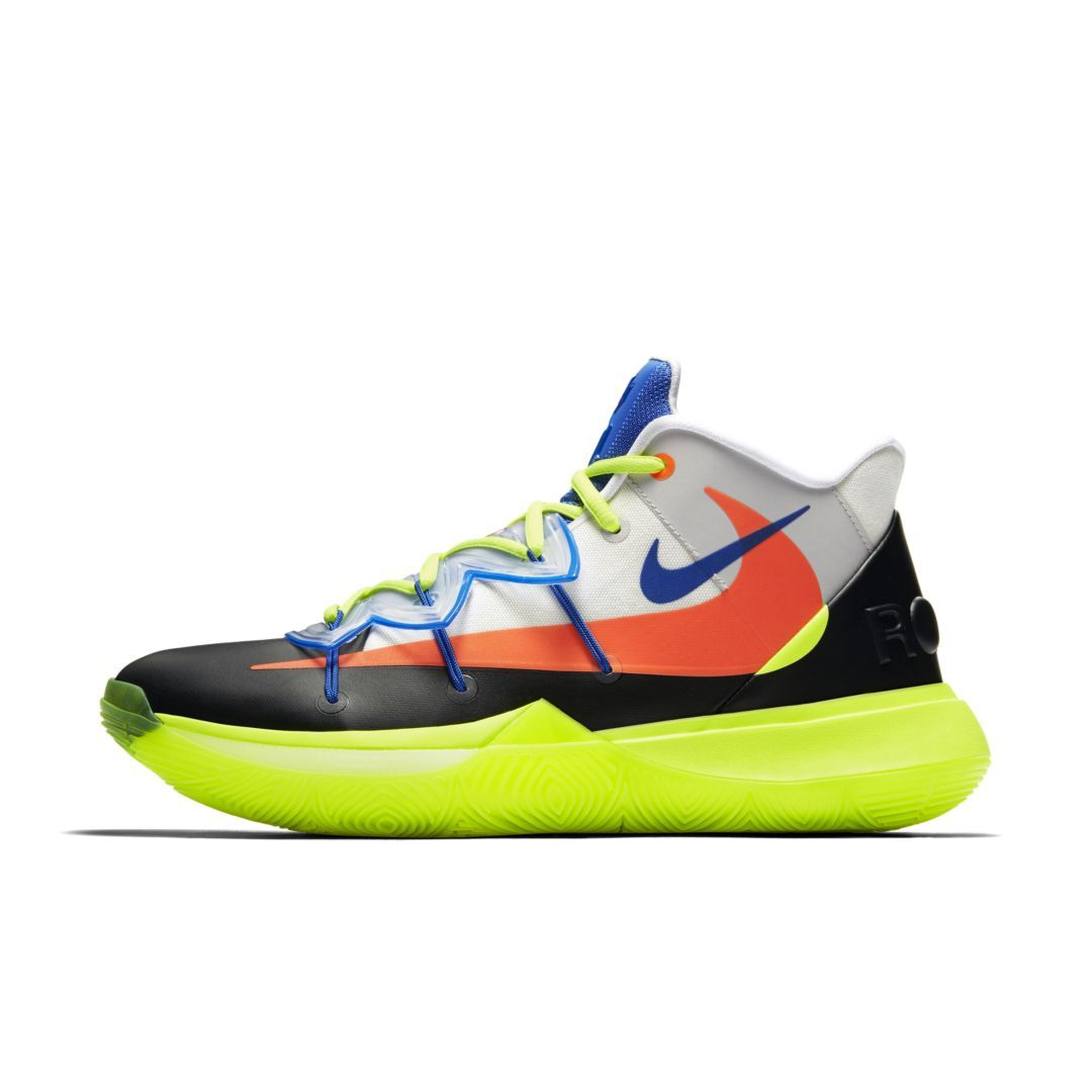 Kyrie 5 X Rokit All Star Basketball Shoe Size 11 Multi Color Basketball Shoes Kyrie Vertical Jump Training Basketball Workouts