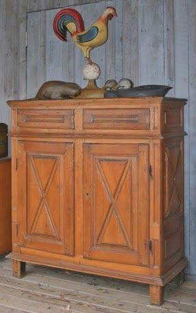 Quebec Pine Cupboard Primitive Antiques Antique Decor Canadian Decor