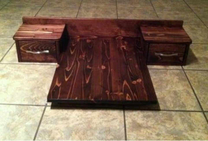 LOVE IT! ! Home made pet bed. This is on craigslist ...